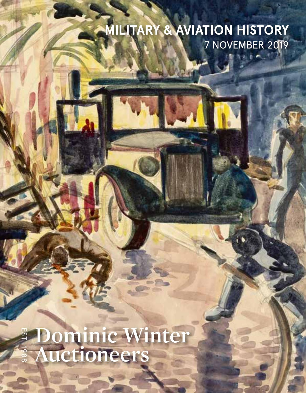 Dominic Winter Auctioneers By Jamm Design Ltd Issuu
