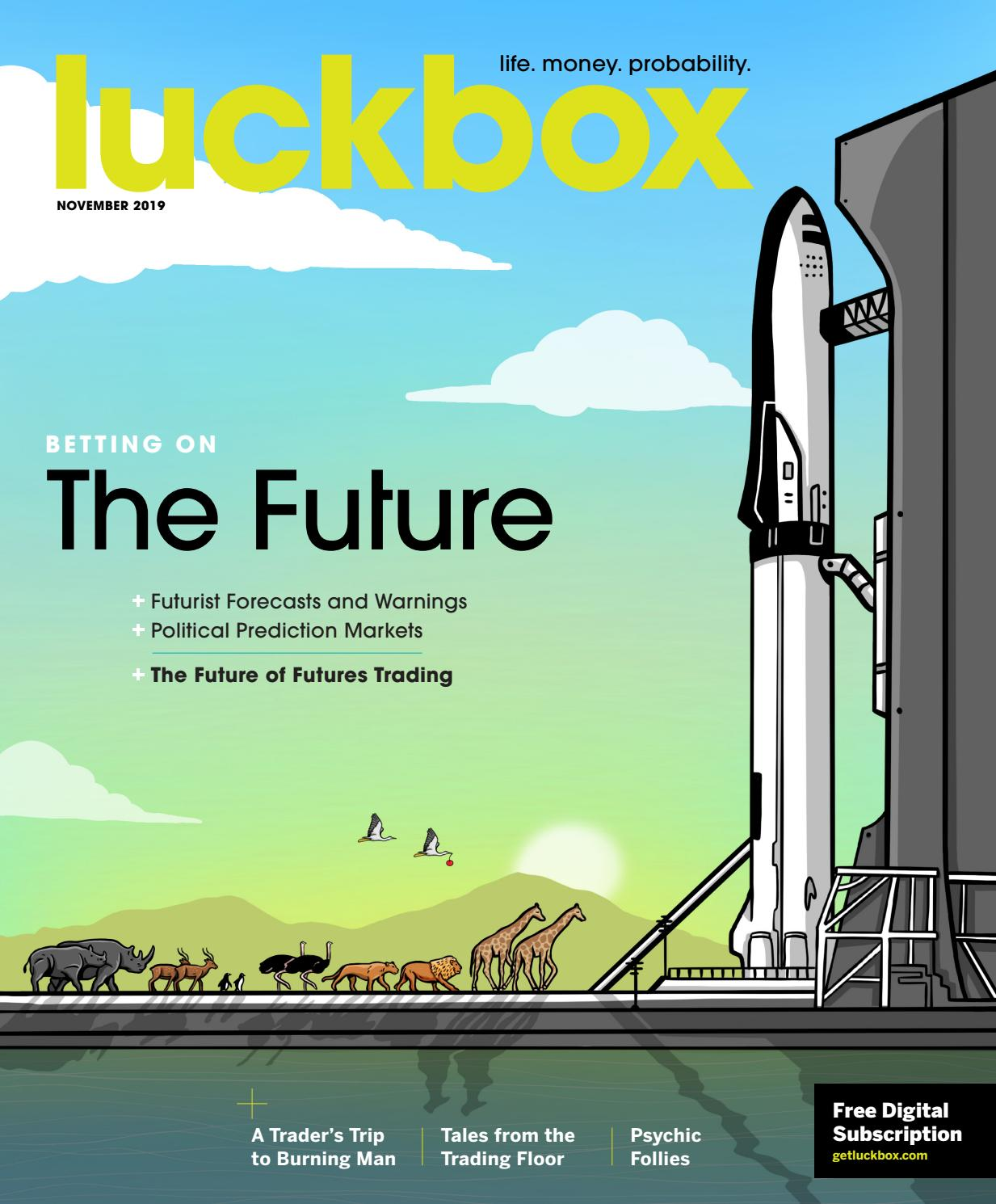 November 2019 (i) by luckbox magazine - issuu