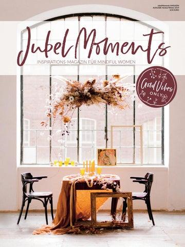 JubelMoments MAGAZIN   HerbstWinter 2019 by jubelmoments
