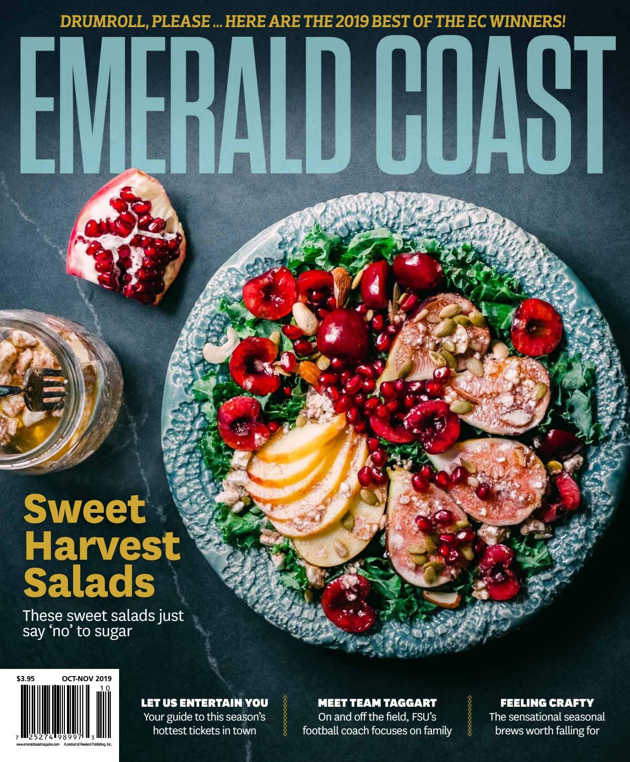 Comment Ranger Ma Cuisine emerald coast magazine october/novemberrowland