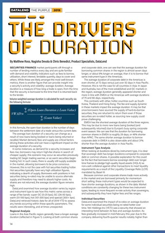 Page 14 of The Drivers of Duration