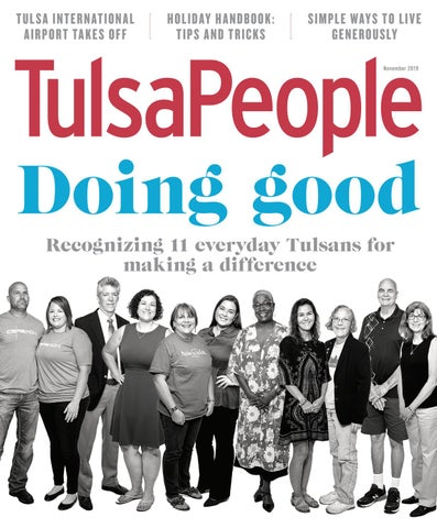 Tulsapeople November 2019 By Tulsapeople Issuu