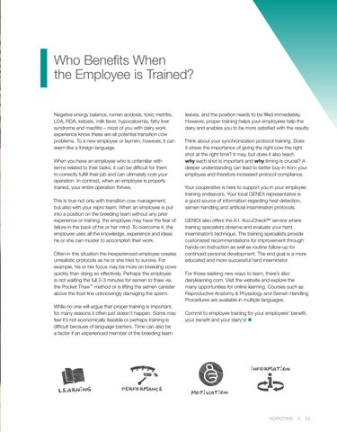 Page 25 of Who Benefits When the Employee is Trained?