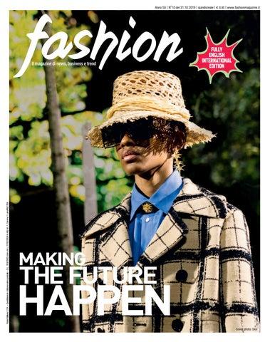 FASHION N 10 2019 by Fashionmagazine issuu