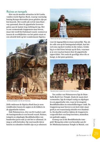 Page 29 of Inpakken en wegwezen: Sri Lanka