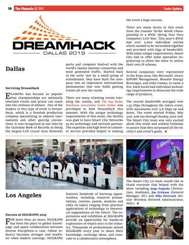 Page 10 of Success at SIGGRAPH 2019