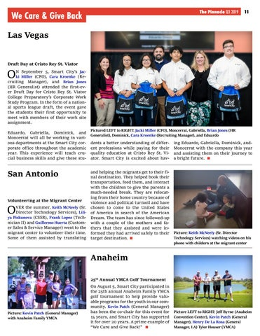 Page 11 of 25th Annual YMCA Golf Tournament