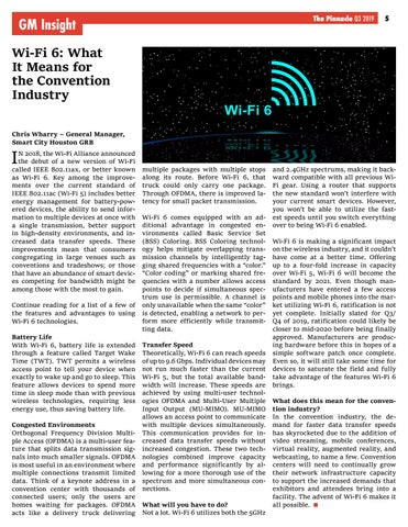 Page 5 of Wi-Fi 6: What It Means for the Convention Industry