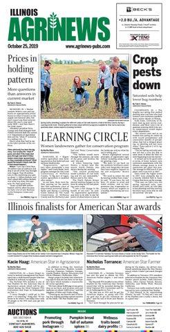 Illinois Agrinews 102519 By Shaw Media Issuu