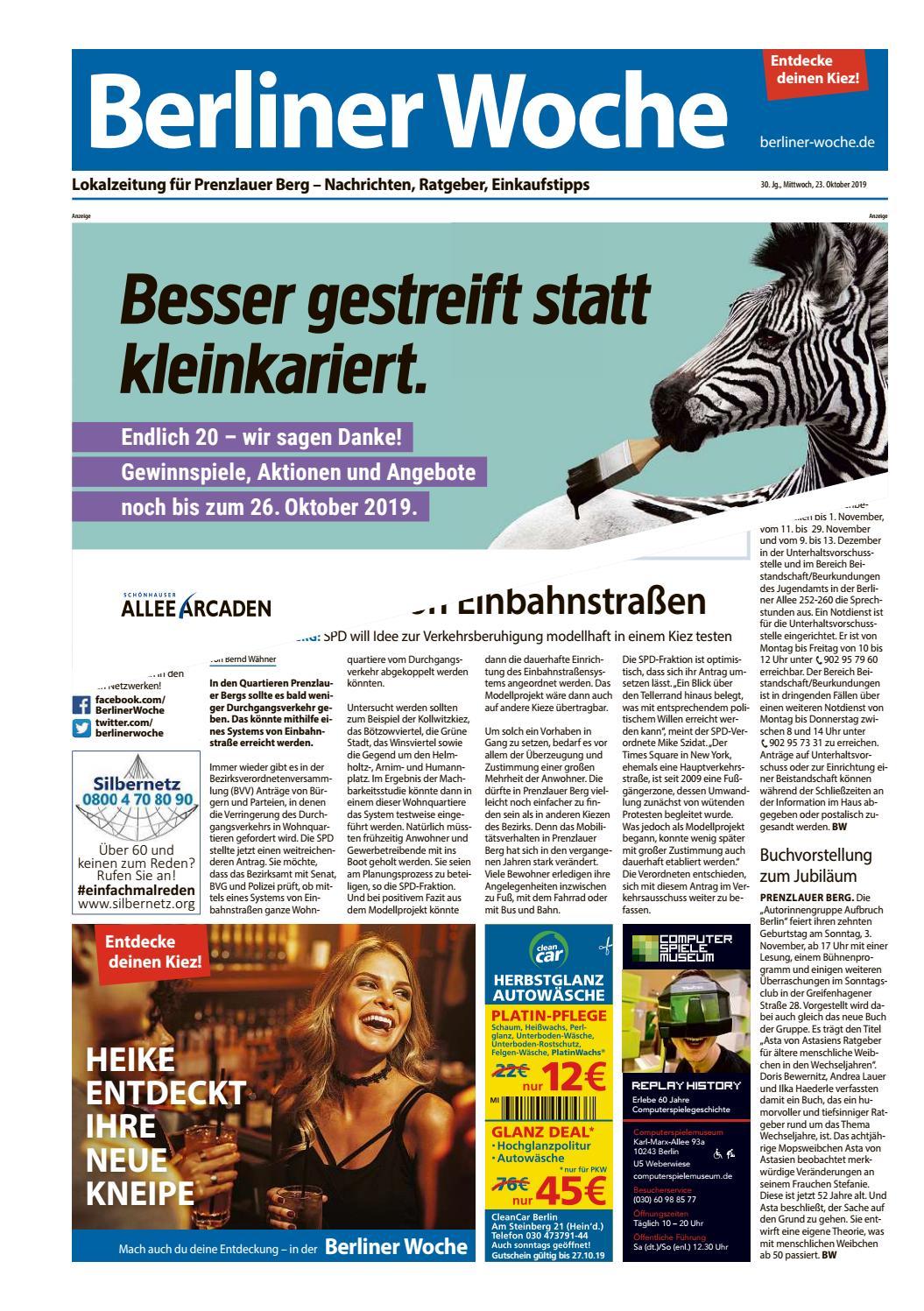 L20 Prenzlauer Berg by Berliner Woche   issuu