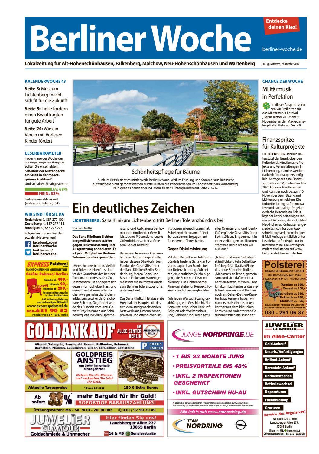 L05 Hohenschönhausen by Berliner Woche issuu