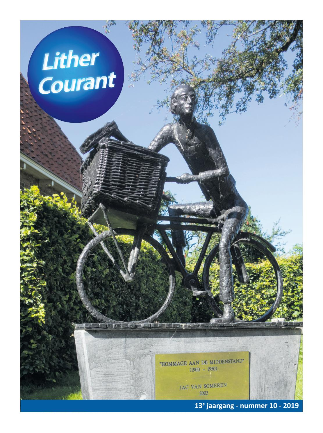 Lither Courant 1910 21 10 2019 By Thuisinhetnieuws Issuu