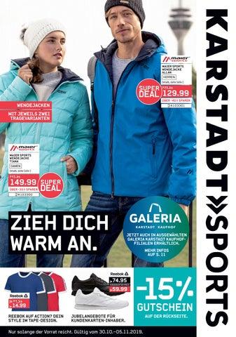 Karstadt Sports Prospekt KW44 by Karstadt Sports issuu