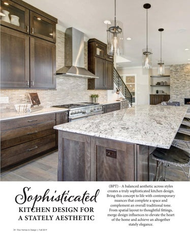 Page 34 of Sophisticated Kitchen Design