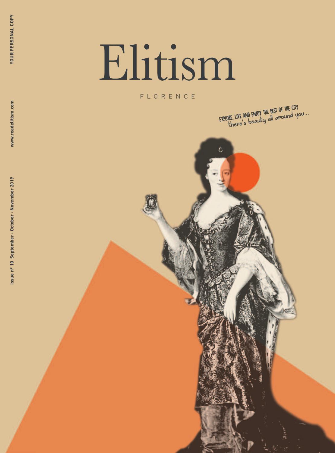 Elitism Florence ::. Issue 10 by Elitism Florence and Tuscany - issuu
