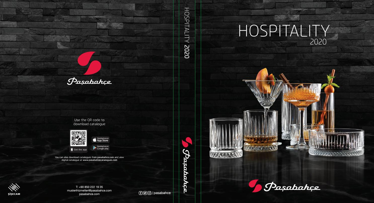 Pasabahce Hospitality 2020 By Establecimientos Alvarez Mallorca