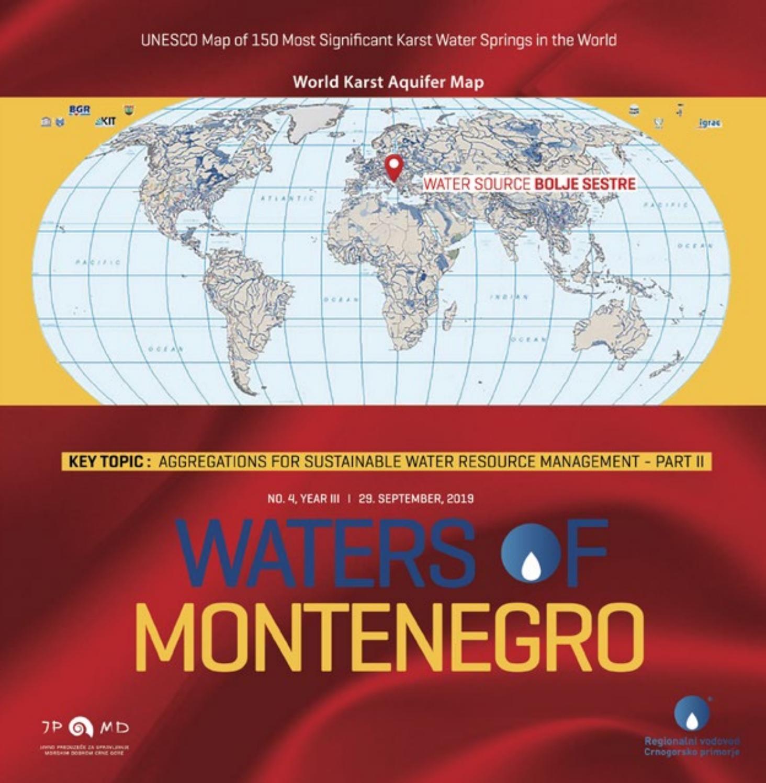 Waters of Montenegro - volume 4 by Regionalni Vodovod ...