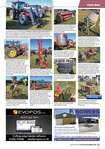 Page 69 of Ideal timing and perfect weather for Kent farm dispersal sale