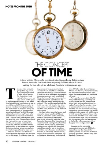 Page 22 of The Concept of Time
