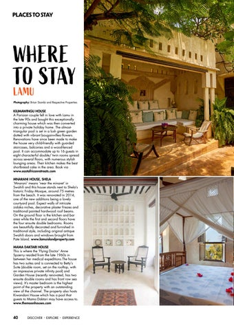 Page 42 of Where To Stay in Lamu