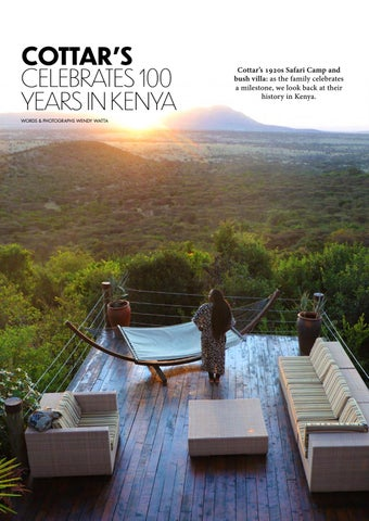 Page 50 of Cottar's Celebrates 100 Years in Kenya