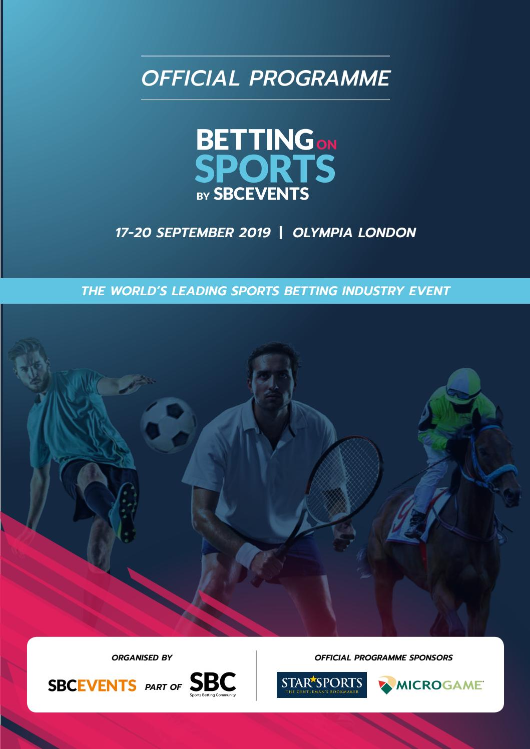 sports betting community social services