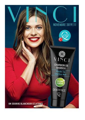 Cataogue Vinci Maroc novembre 2019