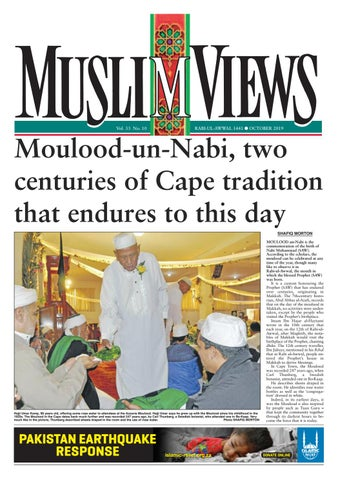 Muslim Views October 2019 By Muslim Views Issuu