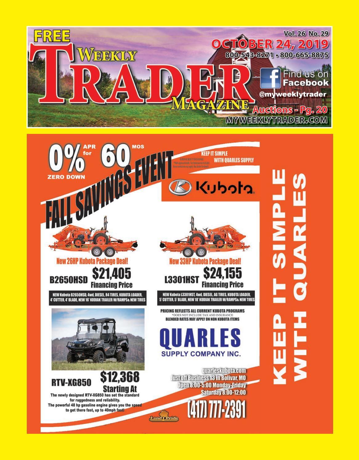 "1968 ALLIS CHALMERS B112 Tractor Original Print Ad 9 x 11/"""