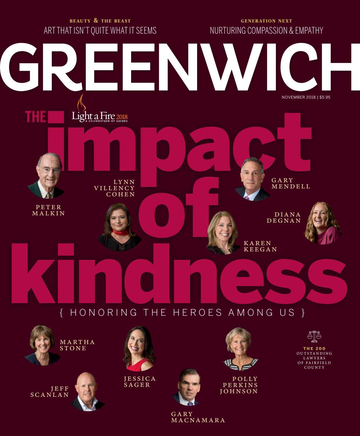 Greenwich Magazine, February 2019 by Moffly Media issuu