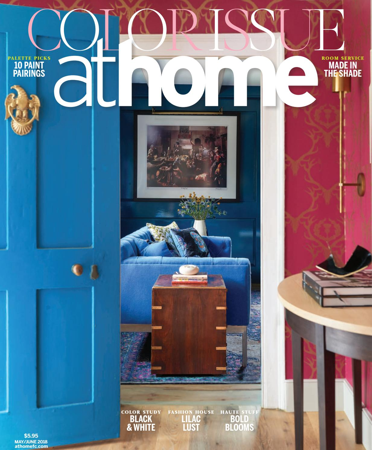 Athome Magazine May June 2018 By Moffly Media Issuu