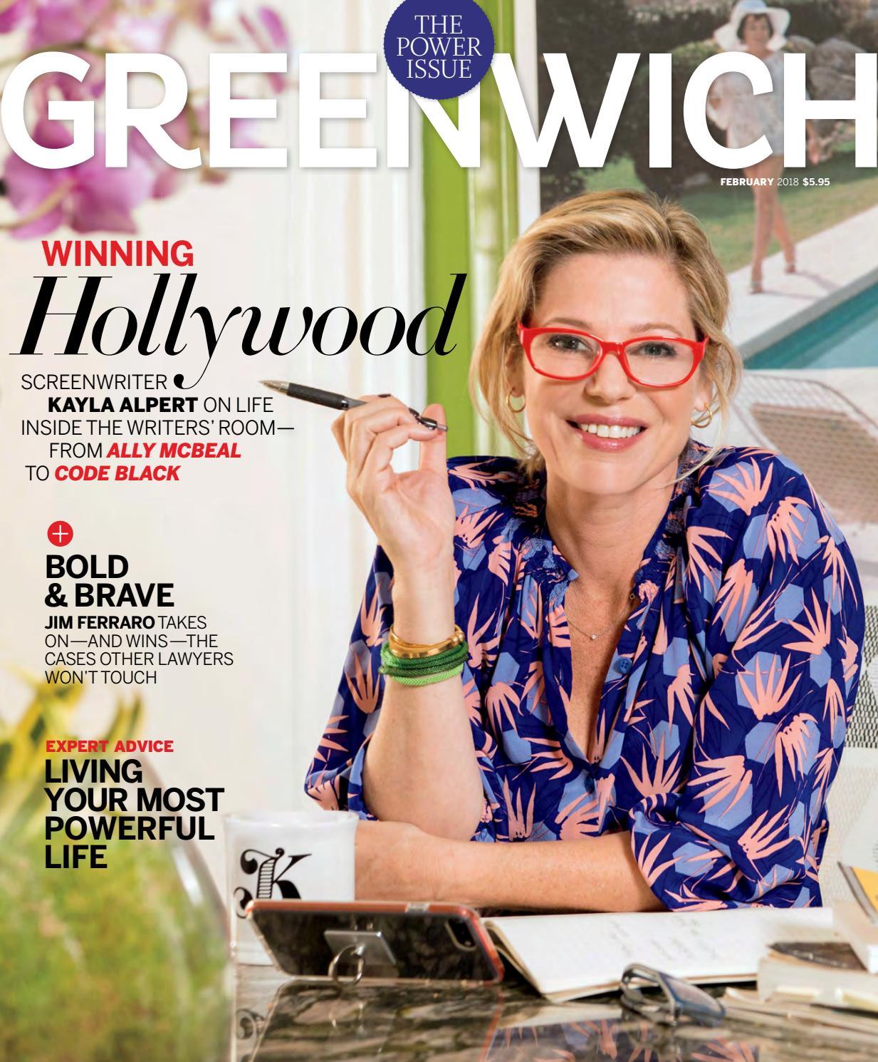 Anastasia Acosta Sexy greenwich magazine, february 2018moffly media - issuu