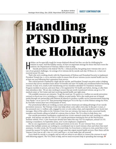 Page 21 of Handling PTSD During the Holidays