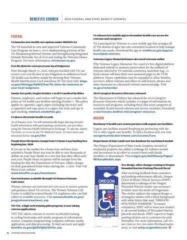 Page 26 of Benefits Corner