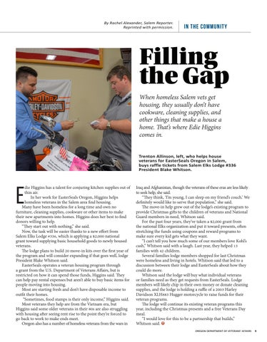Page 9 of Filling the Gap
