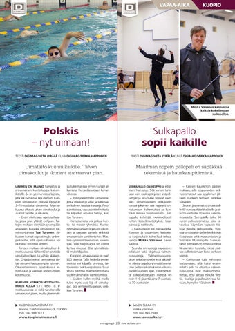 Page 23 of Polskis – nyt uimaan!