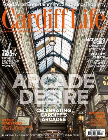 Cardiff Life Issue 210 By Mediaclash Issuu