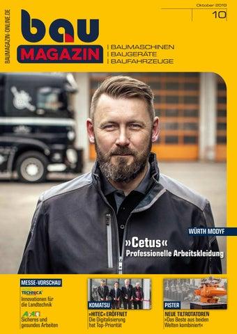bauSICHERHEIT Oktober 2017 by SBM Verlag GmbH issuu
