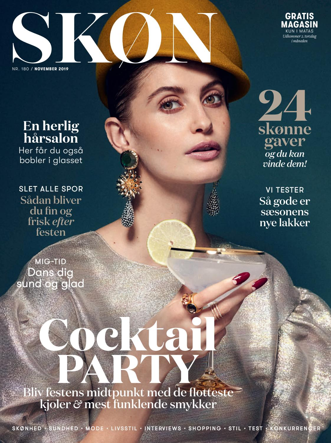 Picture of: Skon November 2019 By Magasinet Skon Issuu
