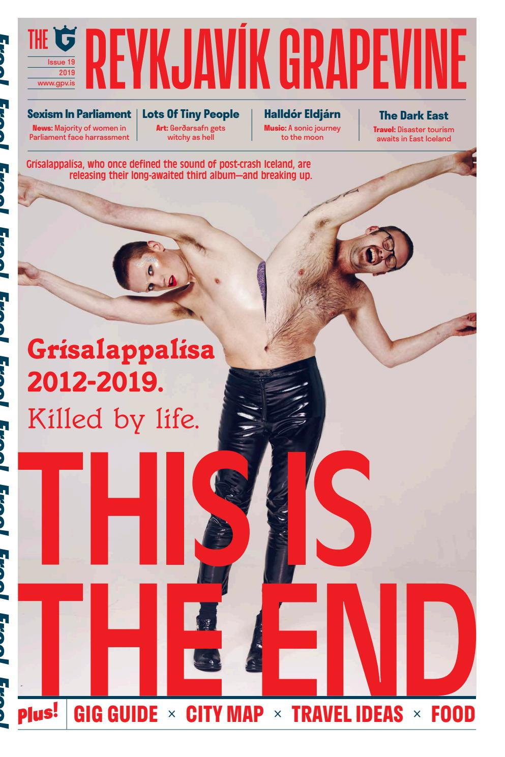 Issue 19 2019 by Reykjavk Grapevine issuu