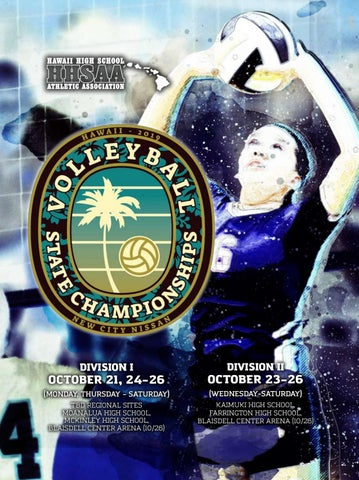 New City Nissan >> 2019 Hhsaa Hawaii Girls Volleyball State Championship
