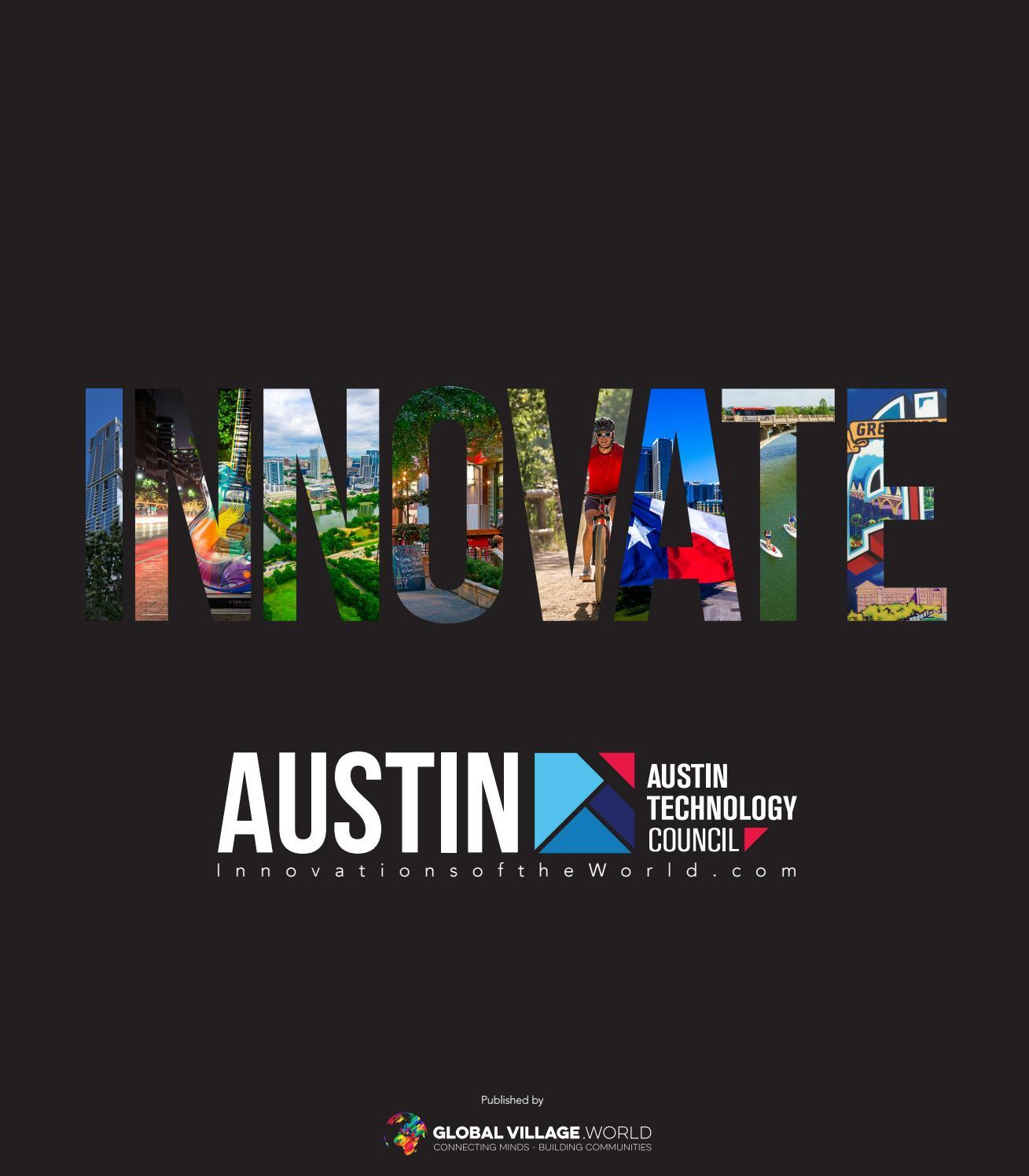 Innovate Austin By Sven Boermeester Issuu