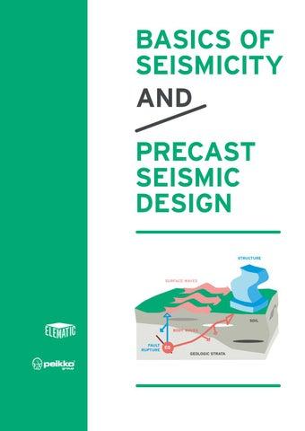 Fundamentos de Sismicidad y Diseño de Prefabricado Sísmico by ...