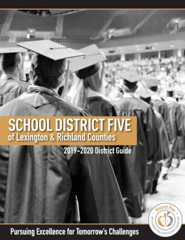Tsa Competitive Events Guide 2020 Middle School.School District Five Of Lexington Richland Counties 2019