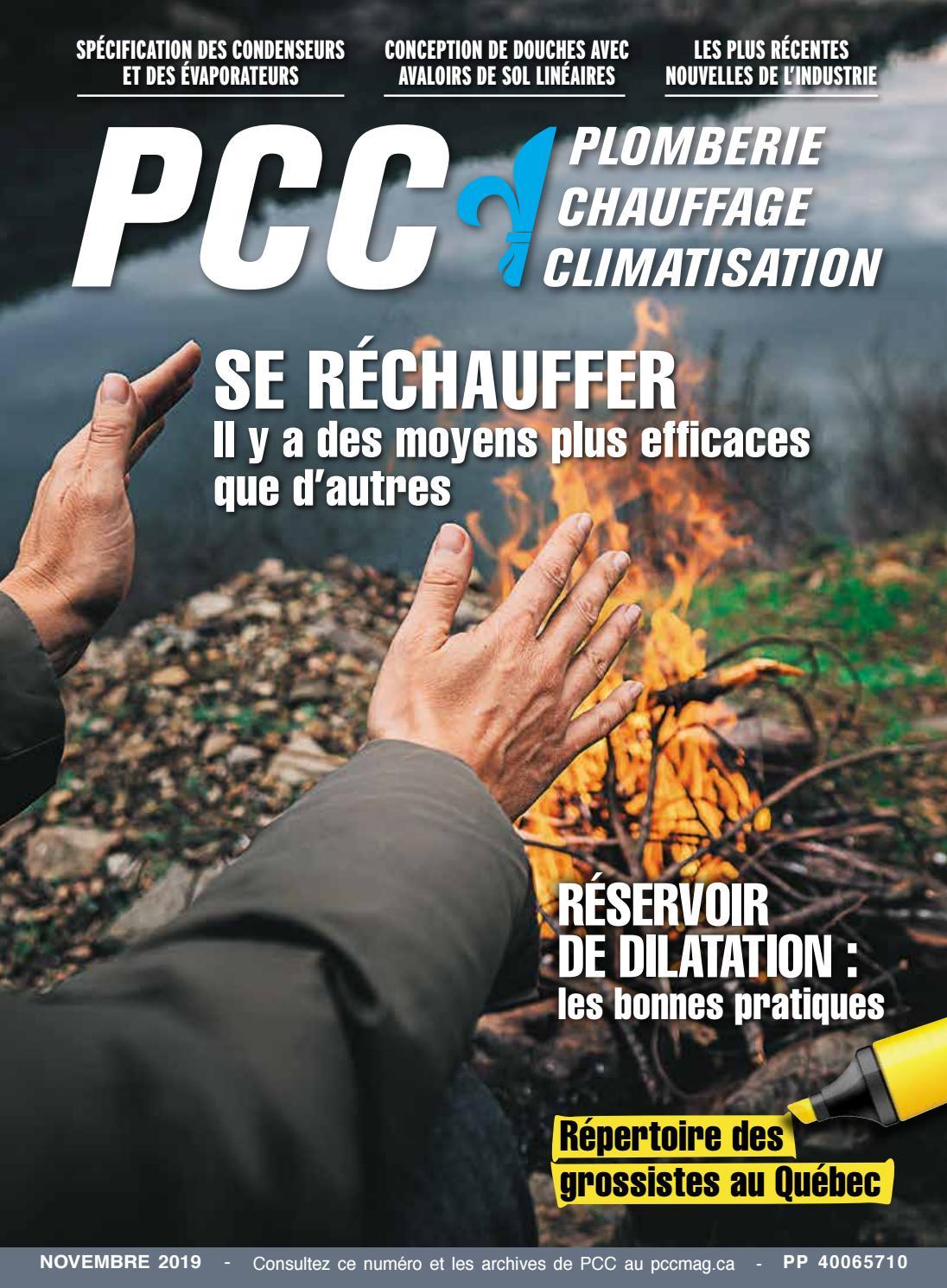 Comment Cacher Des Tuyau De Chauffage plomberie chauffage climatisation (pcc) novembre 2019