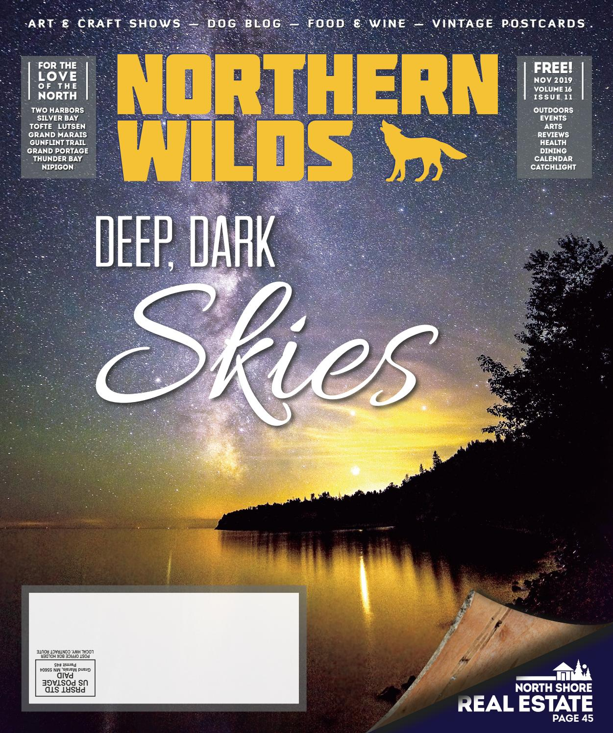 Northern Wilds November 2019 by Northern Wilds Magazine issuu