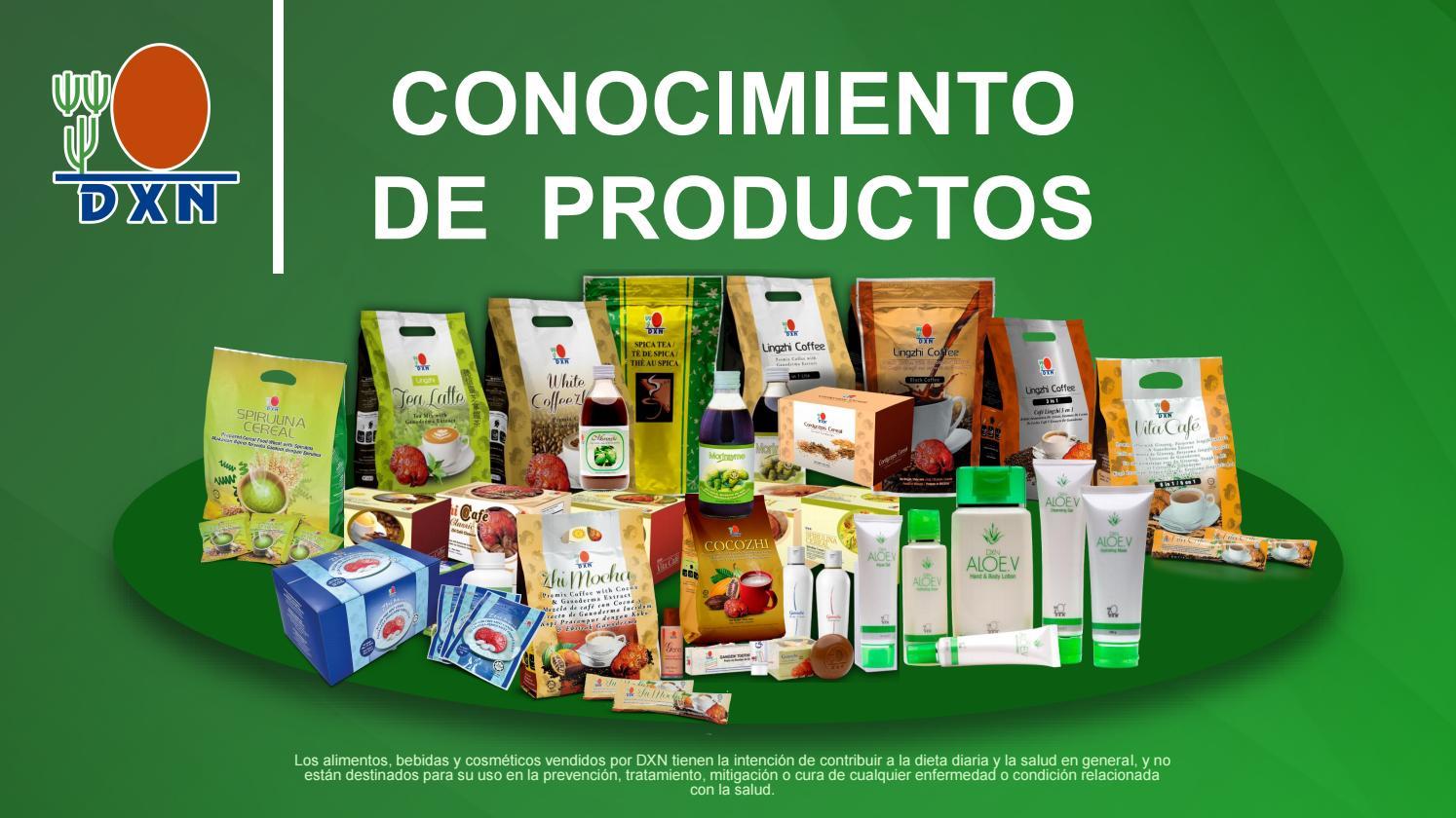 producto dxn para diabetes