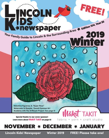 Lincoln Kids! Winter 2019 Edition: November • December