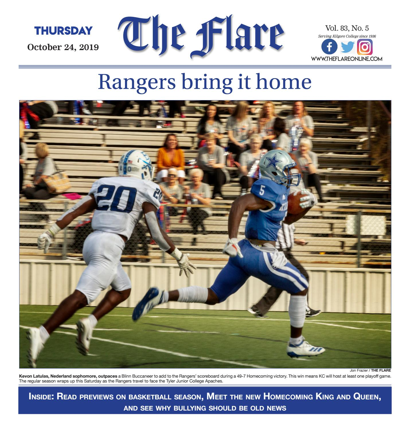 Blinn Registration Summer 2020.The Flare Issue 5 Oct 24 2019 By The Flare Issuu