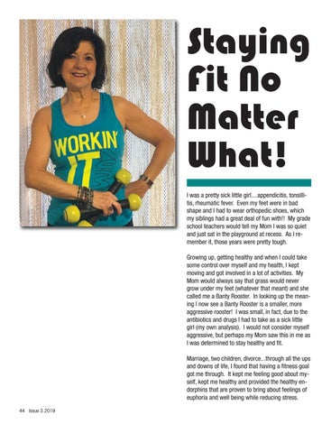 Page 44 of Staying Fit No Matter What!